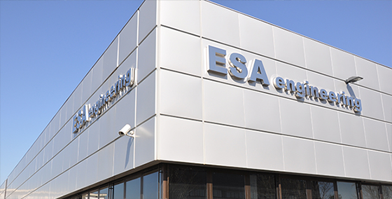 ESA engineering - Florence HQ