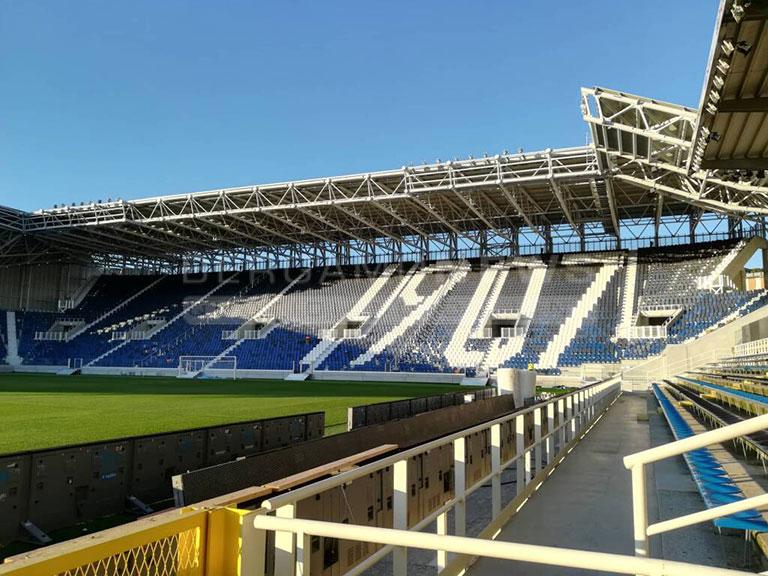 15++ Atalanta Bergamo New Stadium