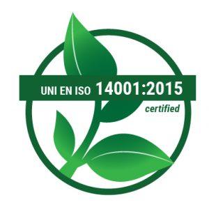 UNI EN ISO 14001 Certification