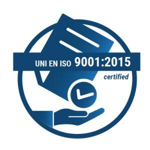 UNI EN ISO 9001 Certification