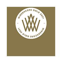 WiredScore Gold Certification Badge