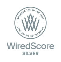 WiredScore Silver Certification Badge
