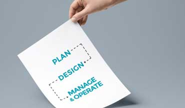 plan design manage