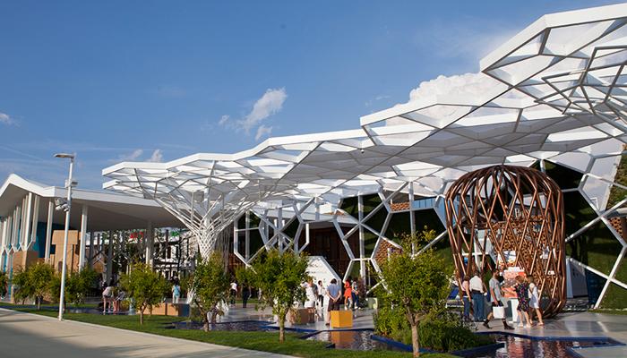 Turkey Pavilion, EXPO 2015   ESA engineering